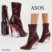 ASOS Casual Style Blended Fabrics Other Animal Patterns