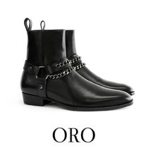 ORO LOS ANGELES Chain Boots