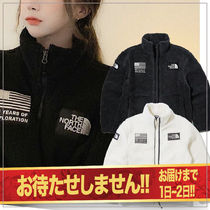 THE NORTH FACE RIMO Short Casual Style Unisex Street Style Oversized Outerwear