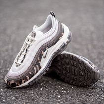 Nike AIR MAX 97 Camouflage Casual Style Unisex Blended Fabrics Street Style
