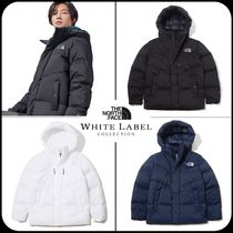 THE NORTH FACE WHITE LABEL Unisex Street Style Plain Down Jackets