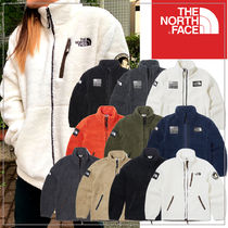 THE NORTH FACE Short Casual Style Unisex Street Style With Jewels Oversized