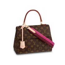 Louis Vuitton MONOGRAM Monogram Casual Style Canvas 2WAY Office Style Elegant Style