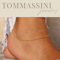 TOMMASSINI JEWELRY Chain 14K Gold Anklets