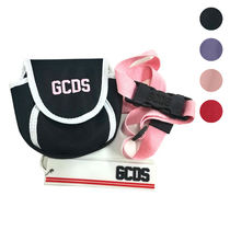 GCDS Casual Style Shoulder Bags