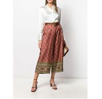 ETRO Casual Style Street Style Long Sleeves Office Style