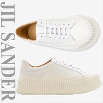Jil Sander Low-Top Sneakers