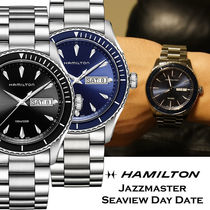 Hamilton Street Style Quartz Watches Analog Watches