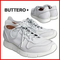 Buttero Leather Sneakers