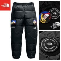 THE NORTH FACE Black Series Monogram Unisex Blended Fabrics Street Style Collaboration