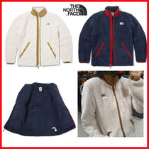 THE NORTH FACE Casual Style Unisex Street Style Oversized Jackets