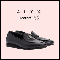 ALYX Loafers Street Style Plain Leather Loafers & Slip-ons