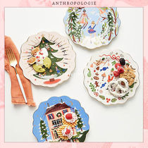 Anthropologie Collaboration Handmade Home Party Ideas Plates