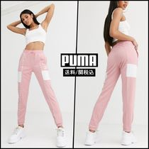 PUMA Casual Style Plain Long Pants
