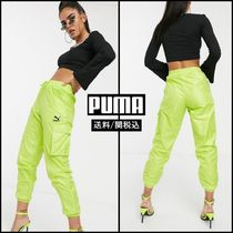 PUMA Casual Style Long Pants