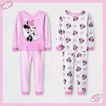 Disney Unisex Collaboration Kids Girl Roomwear