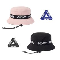 Palace Skateboards Unisex Street Style Collaboration Wide-brimmed Hats