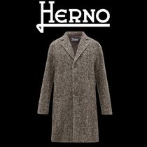 HERNO Wool Chester Coats