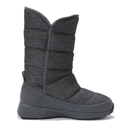THE NORTH FACE Ankle & Booties Rubber Sole Casual Style Unisex Street Style Plain 4
