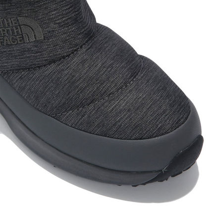 THE NORTH FACE Ankle & Booties Rubber Sole Casual Style Unisex Street Style Plain 5