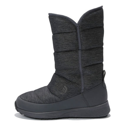 THE NORTH FACE Ankle & Booties Rubber Sole Casual Style Unisex Street Style Plain 7