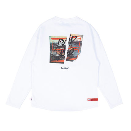 BADINBAD Long Sleeve Unisex Long Sleeves Long Sleeve T-Shirts 7