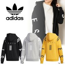 adidas Sweat Long Sleeves Logo Hoodies & Sweatshirts