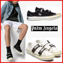 Palm Angels Street Style Sneakers