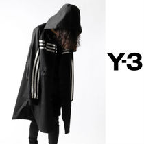 Y-3 Street Style Coats