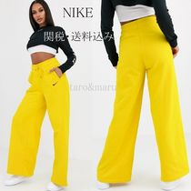 Nike Casual Style Sweat Street Style Plain Cotton Sweatpants