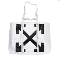 Off-White Street Style 2WAY Totes