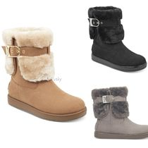 Guess Casual Style Street Style Boots Boots