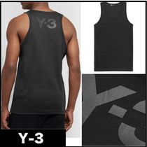 Y-3 Plain Cotton Tanks
