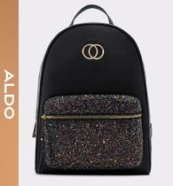 ALDO Casual Style Faux Fur Backpacks