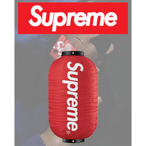 Supreme Unisex Street Style Decorative Objects