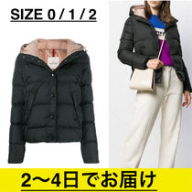 MONCLER Plain Down Jackets