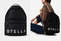 Stella McCartney STELLA LOGO Backpacks