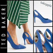 TED BAKER Suede Pumps & Mules