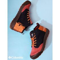 Columbia Unisex Street Style Low-Top Sneakers