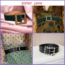 Sister Jane Party Style With Jewels Elegant Style Belts