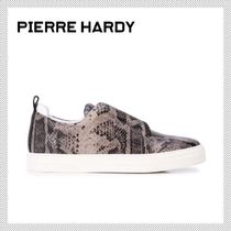 Pierre Hardy Other Animal Patterns Low-Top Sneakers
