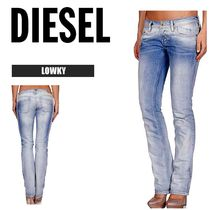 DIESEL Unisex Denim Cotton Long Skinny Jeans