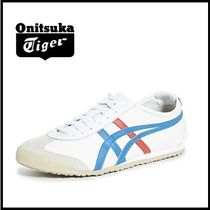 Onitsuka Tiger Plain Leather Sneakers