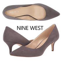 Nine West Casual Style Pin Heels Office Style Elegant Style