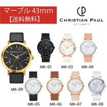 Christian Paul Unisex Quartz Watches Analog Watches