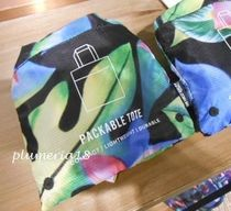 Herschel Supply Herschel Supply-Tropical Patterns Casual Style A4 Totes