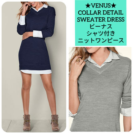 Short Casual Style Tight Blended Fabrics Long Sleeves Plain