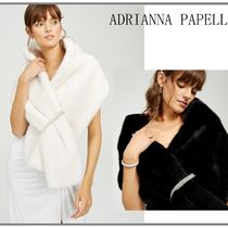 Adrianna Papell Plain Home Party Ideas Boleros & Shawls