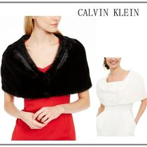 Calvin Klein Short Plain Home Party Ideas Boleros & Shawls