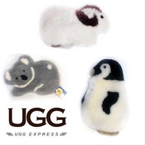 Unisex Blended Fabrics Characters Sheep Skin Carpets & Rugs